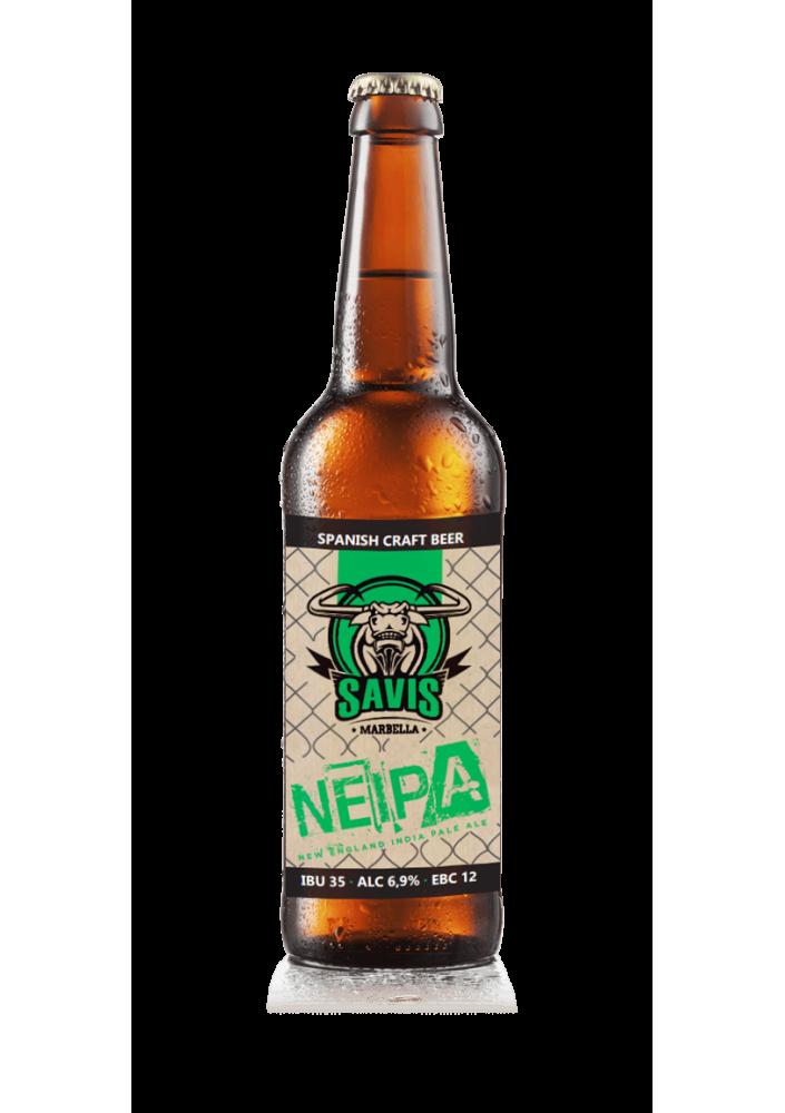 New England IPA  - Brewed in Malaga