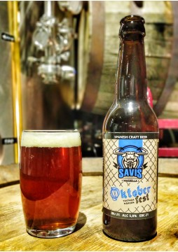 Craft beer SAVIS, Malaga - Free delivery Costa del Sol