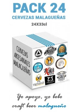 alla bryggerier i Malaga! Gratis leverans i Spanien, mailand!