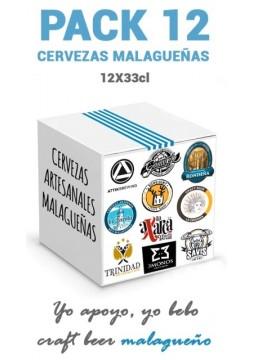 Malaga Breweries box 12x0,33